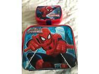Brand new Spider-Man lunch bag
