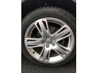 Audi Q3/rsq3 alloys