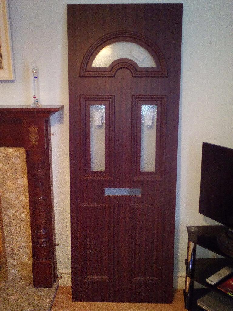 Upvc External Door Panel Brand New In Leeds West