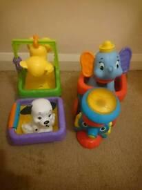 Disney musical train