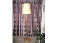 Light Shade for a Standard Lamp