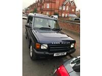 Land Rover discovery 2 forsale