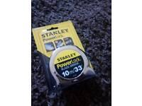 Stanley tape