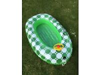 Children's Inflatable Boat