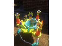 Bright starts Jumperoo. Good condition, only used for 6 months.