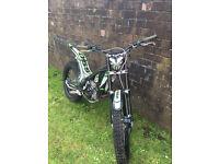 ossa tr280i road legal trials bike for sale