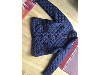 Joules coat 18 hardly worn