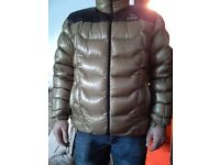 MANS L.L.BEAN DOWN JACKET/GOOSEDOWN/ JACKET/ COAT