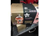 Tommee tippee colour my world pink set.