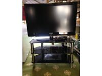 37inch Samsung tv and stand