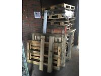 FREE FREE 20 Pallets To Collect