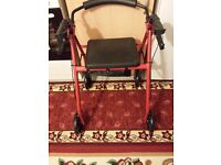 Hi im selling a disabled walking frame