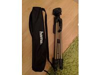 Hama Star 61 Tripod - With Bag - Excellent Condition, Like New