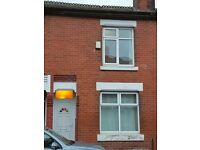 2 bedroom fully-furnished house for rent. Available immediately. Near WilmslowRd, MRI, Universities
