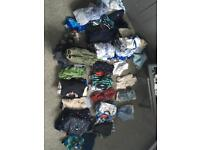 Baby boy clothes bundles up to 9 months