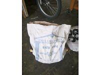 Bath Stone Premix Repair Mortar: Half bag, at least 12kg