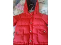 ralph lauren snowsuit 9mth