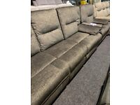 New Gina 3/2 recliner quality suite