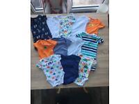 Baby vests
