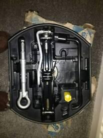 Citroen jack kit