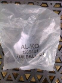 Al-Co tow ball kit 50mm