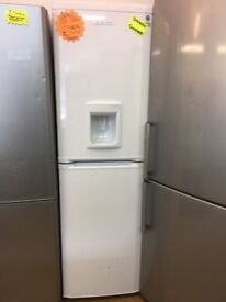 BEKO FROST FREE FRIDGE FREEZER WHTH WATER DESPENSER