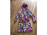 My little pony dressing gown 5-6 years