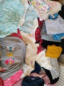 Bundle of girls clothes for ages 3-5