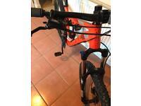 Brand new Kona Precept 120 Mountain Bike