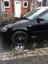 Audi 3 spares and repairs