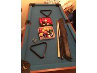 Children's Pool / Snooker Table