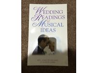 Wedding Readings and Musical Ideas