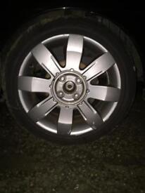 182 Clio wheels