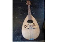 Old Neapolitan bowlback mandolin