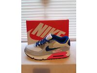 Womans air max 90 trainers brand new in the box size 5.5uk