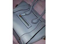 Womans designer Celine bag