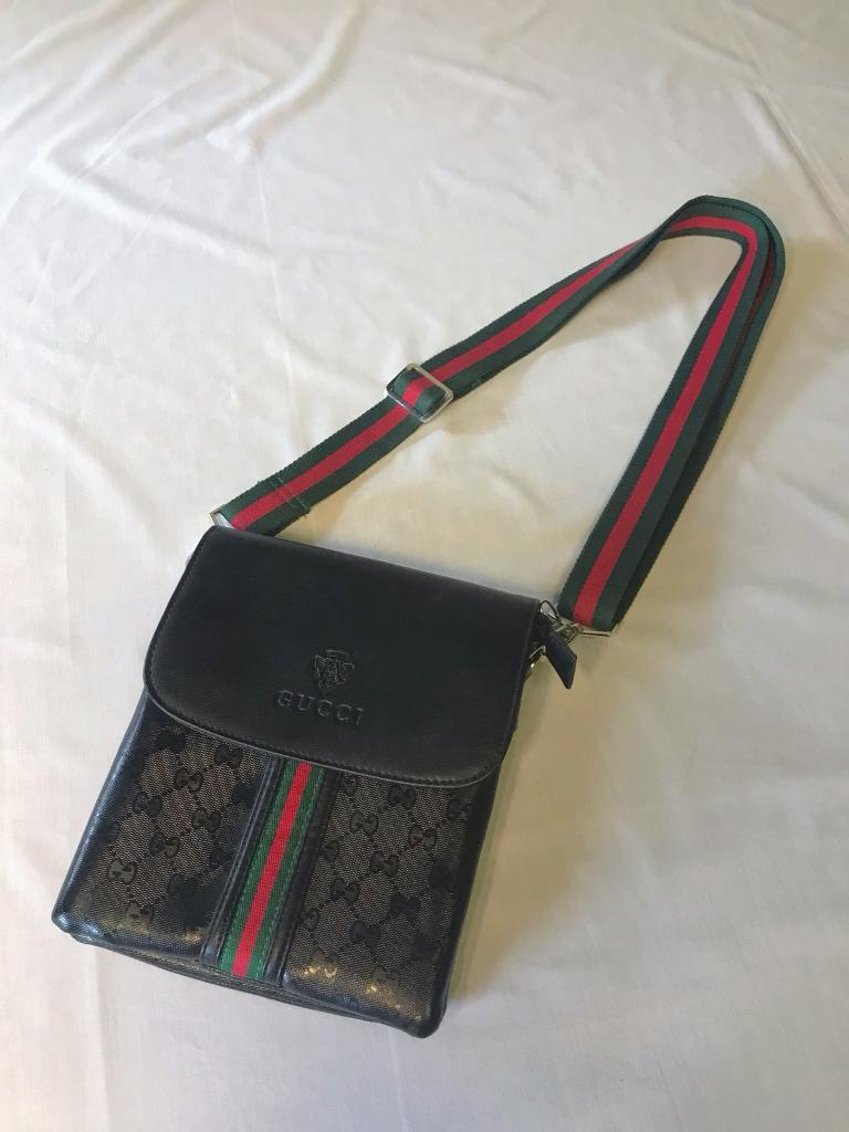 44c4b2c1d3cf Gucci messenger bag | in Enfield, London | Gumtree