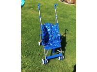 Stroller - Mothercare brand and nearly new