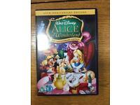 Walt Disney Alice in Wonderland 60th Anniversary Edition DVD