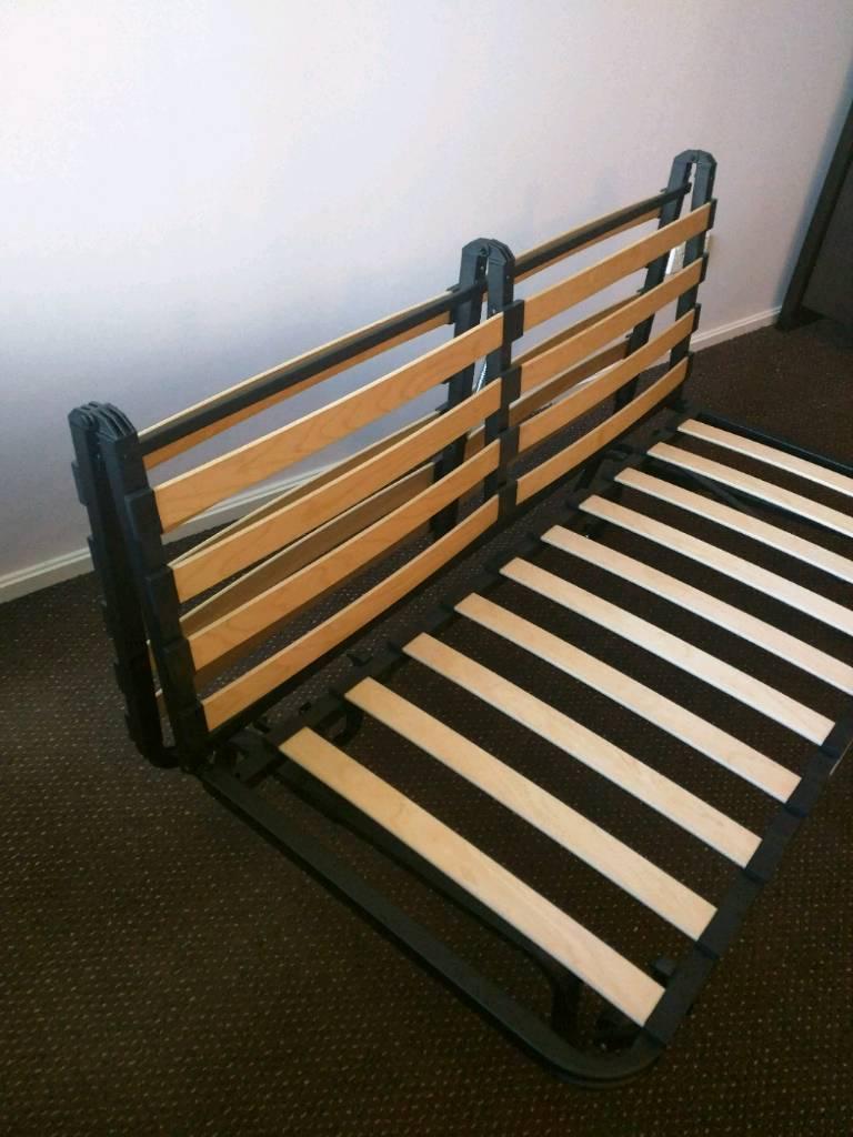 Ikea Lycksele Sleeper Sofa Frame And Bed Base