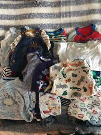 Boys 3-6month clothes