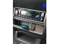Car stereo MP3 player + phone