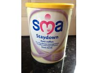 SMA Staydown Anti Reflux