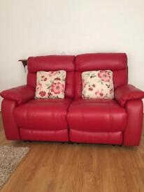Suite consists of 2 seater, 1 seater, plus pouffe