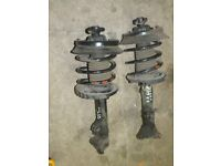 Mercedes W209 Front Complete Shocks May fit other Models