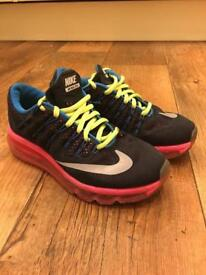 Nike Air Max Trainers. Women's Size 3. Running Shoes
