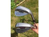 TaylorMade RAC Wedge Set (52 and 58)