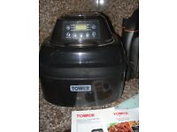 Tower Rotisserie Air Fryer used once