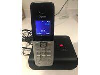 Gigaset Phone and Answering Machine