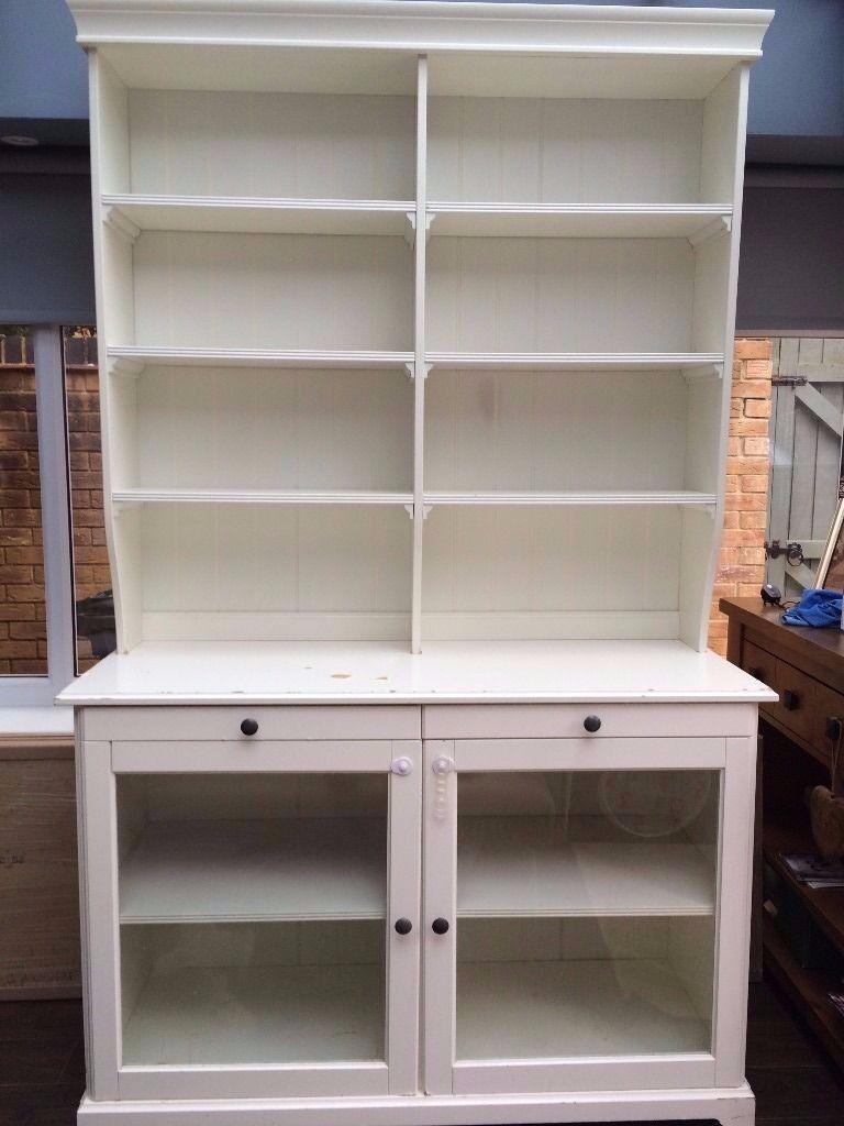 ikea liatorp white kitchen dresser in frenchay bristol. Black Bedroom Furniture Sets. Home Design Ideas